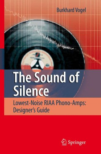 The Sound of Silence: Lowest-Noise RIAA Phono-Amps: Designer's Guide free download