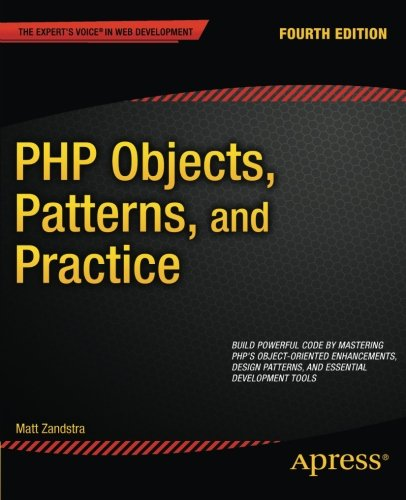PHP Objects, Patterns, and Practice free download
