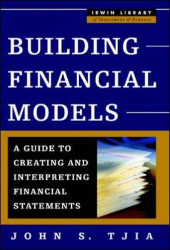 Building Financial Models free download