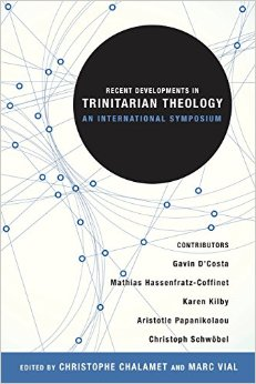 Recent Developments in Trinitarian Theology: An International Symposium free download