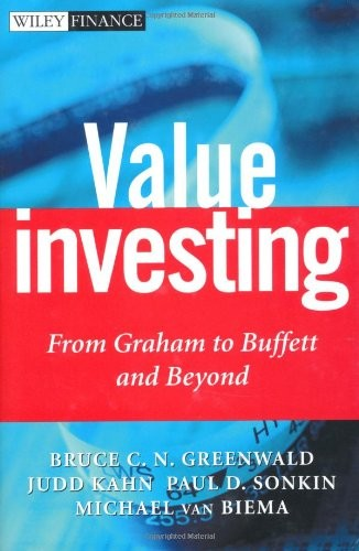 Value Investing: From Graham to Buffett and Beyond free download