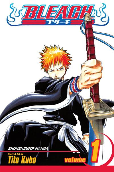 Bleach v01 (2004) free download