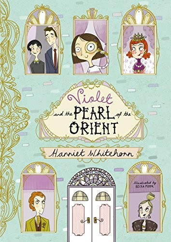 Violet and the Pearl of the Orient free download