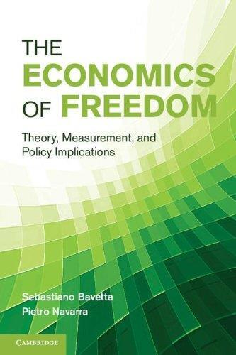 The Economics of Freedom: Theory, Measurement, and Policy Implications free download