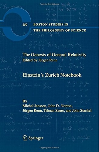 The Genesis of General Relativity: Sources and Interpretations, volume 250 free download
