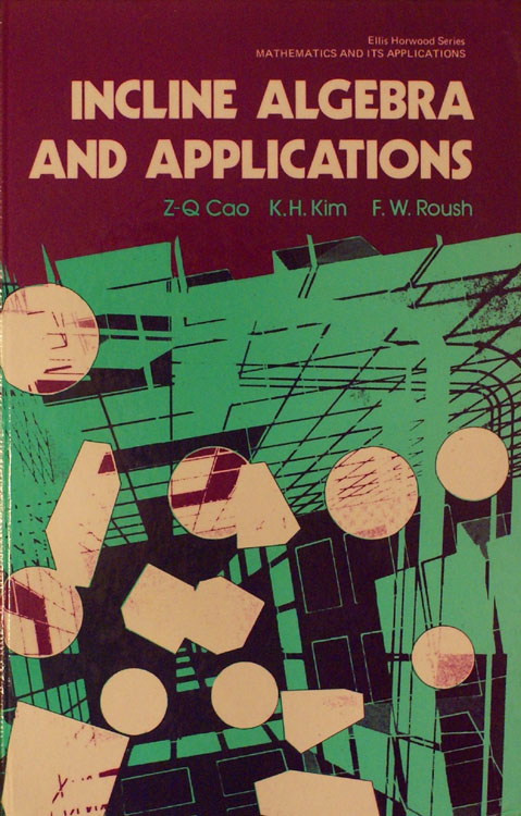 Incline Algebra and Applications free download