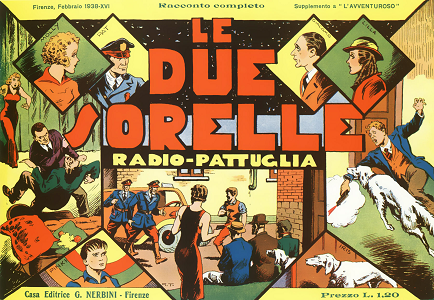 Radio Pattuglia - Volume 10 - Le Due Sorelle free download