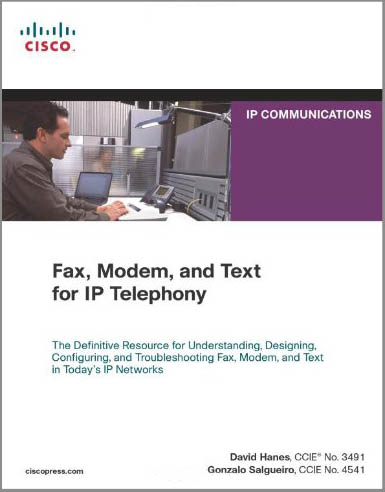 Fax, Modem, and Text for IP Telephony free download