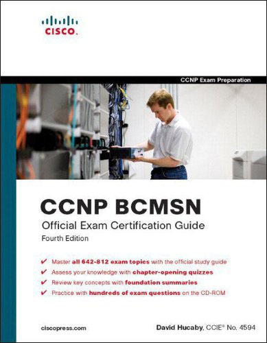CCNP BCMSN Official Exam Certification Guide, 4th Edition free download