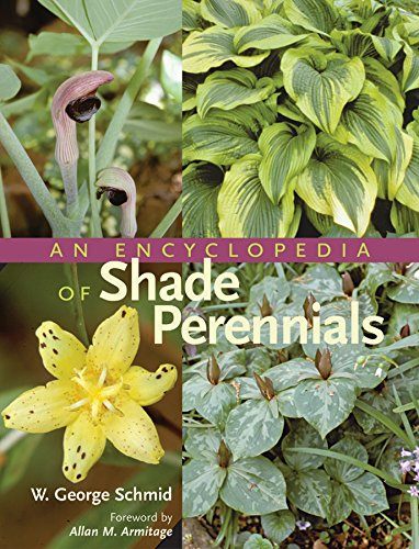 An Encyclopedia of Shade Perennials free download