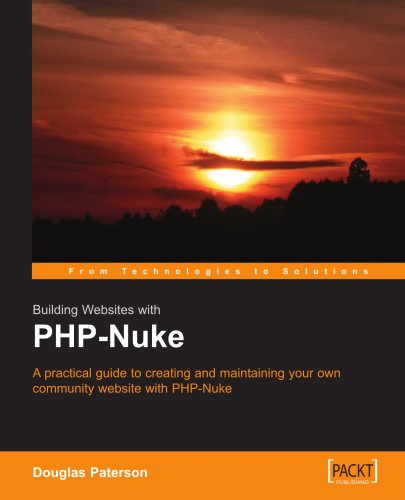 Building Websites with PHP-Nuke free download