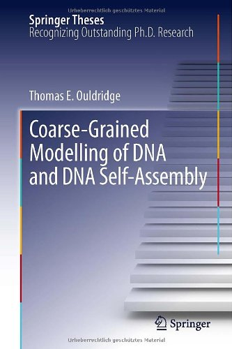 Coarse-Grained Modelling of DNA and DNA Self-Assembly free download