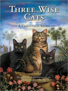 Three Wise Cats: A Christmas Story free download