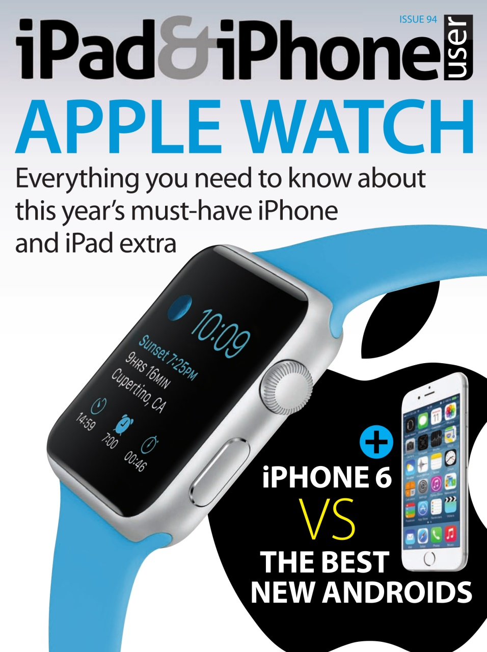 iPad & iPhone User - Issue 94, 2015 free download
