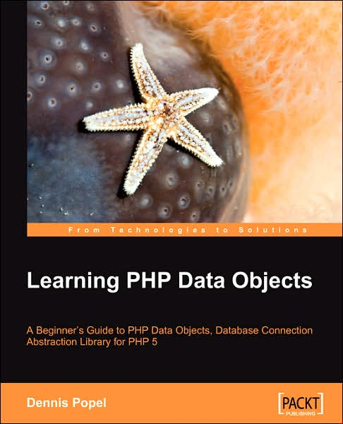Learning PHP Data Objects free download