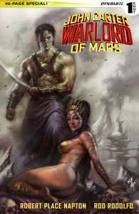 John Carter Warlord Of Mars 2015 Special (2015) free download