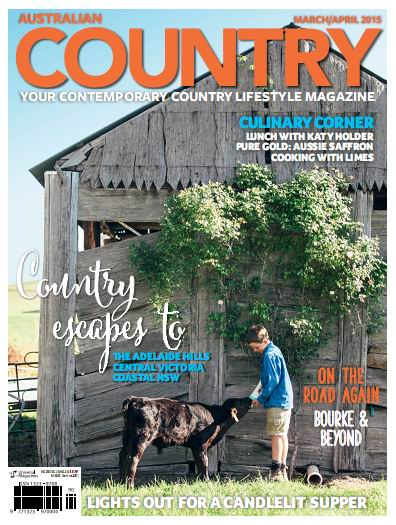 Australian Country Magazine March/April 2015 free download