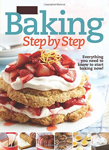Better Homes and Gardens Baking Step by Step free download