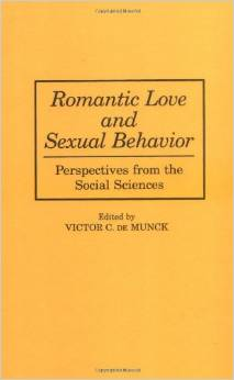 Romantic Love and Sexual Behavior: Perspectives from the Social Sciences by Victor C. de Munck free download