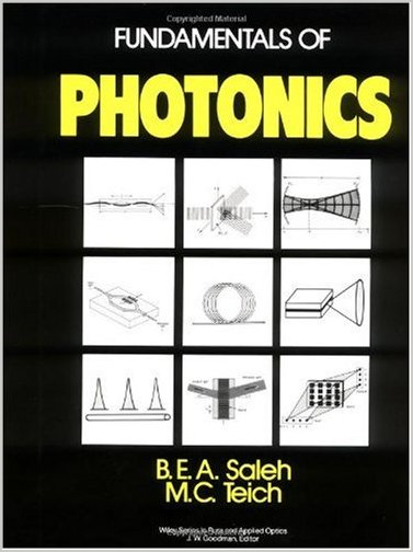 Fundamentals of Photonics (Wiley Series in Pure and Applied Optics) free download