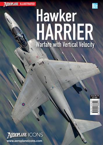 Hawker Harrier: Warfare with Vertical Velocity (Aeroplane Icons) free download
