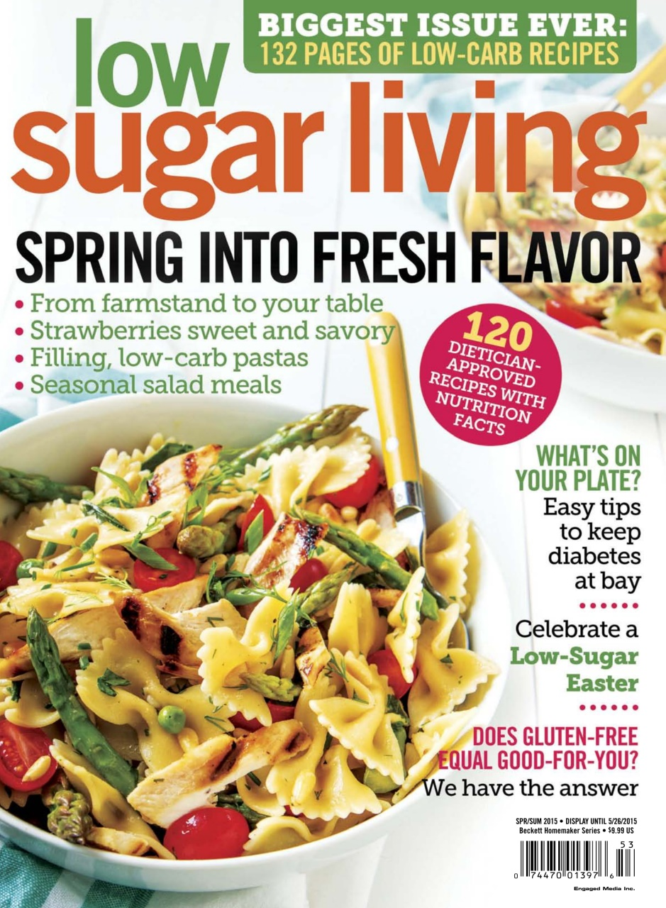 YUM Food & Fun for Kids - Low Sugar Living Spring-Summer 2015 free download