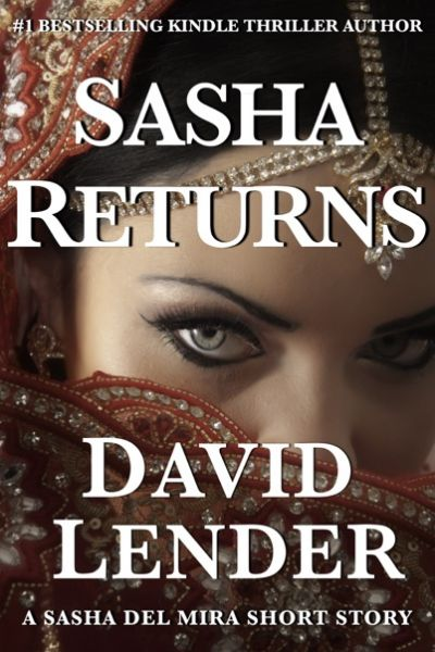 Sasha Returns (A Sasha Del Mira Thriller Book 2) - David Lender free download