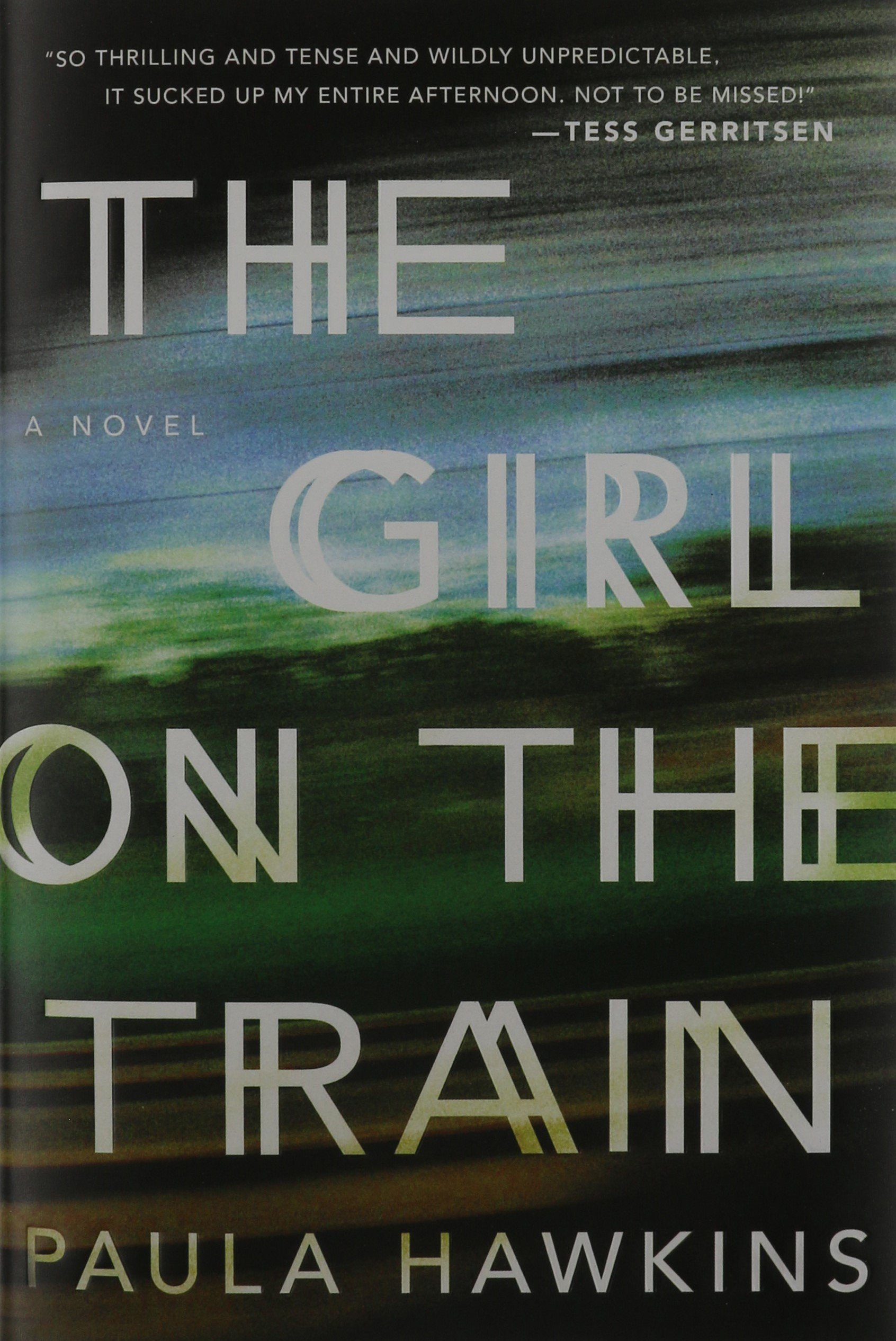 Paula Hawkins - The Girl on the Train free download