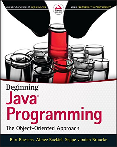 Beginning Java Programming: The Object-Oriented Approach free download
