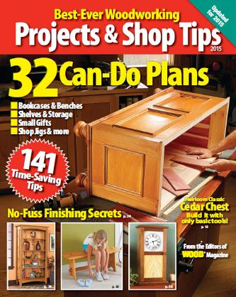 Best Ever Woodworking Projects