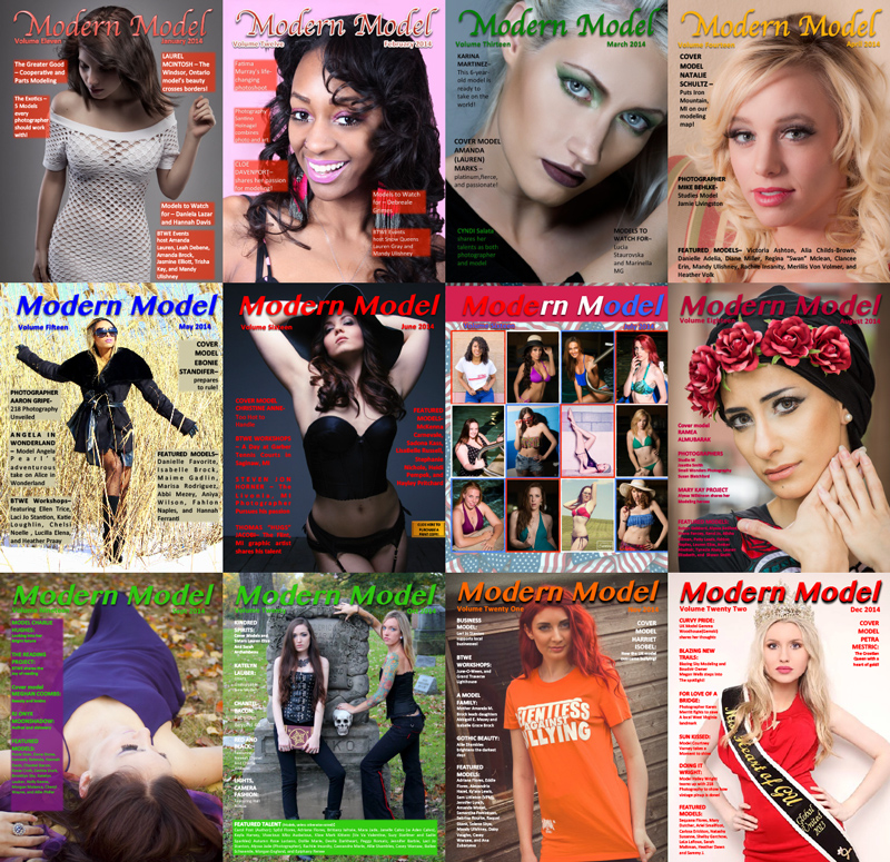 Modern Model 2014 Full Year Collection free download