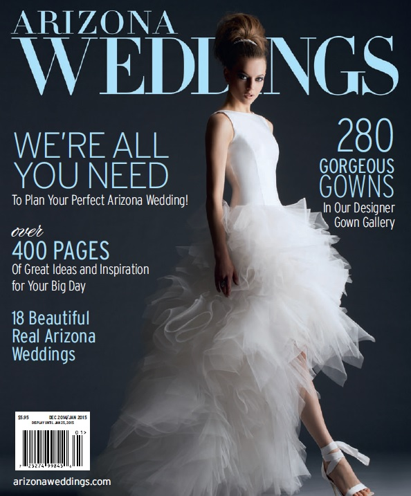 Arizona Weddings Magazine - December 2014-January 2015 free download