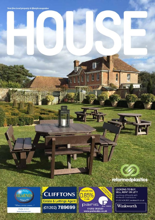 House Magazine - 23 March 2015 free download