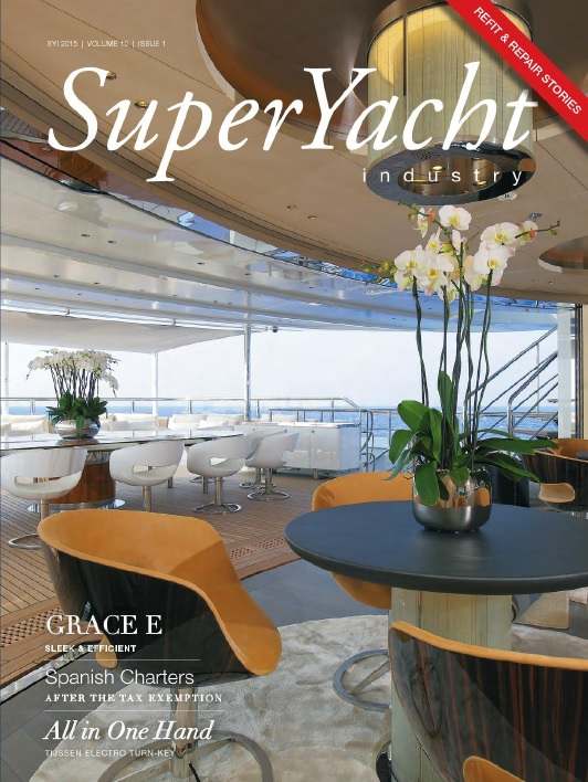 SuperYacht Industry - Vol.10 Issue 1, 2015 free download