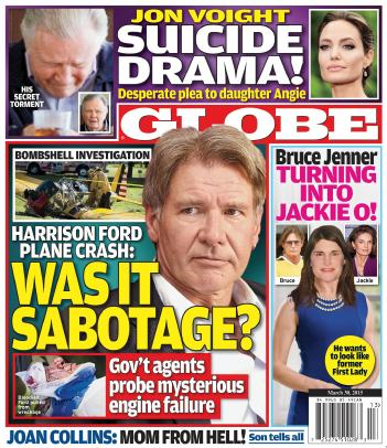 Globe - 30 March 2015 free download