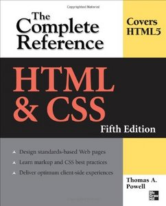 HTML & CSS: The Complete Reference, Fifth Edition (Complete Reference Series) free download
