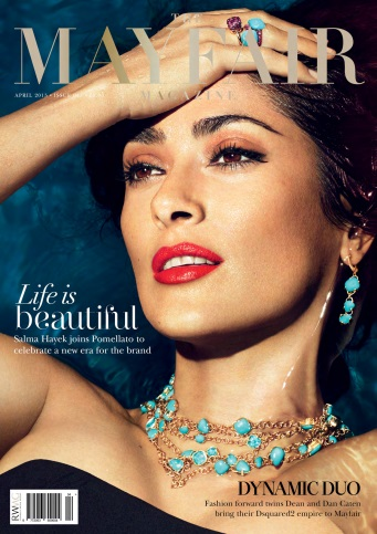 The Mayfair Magazine - April 2015 free download