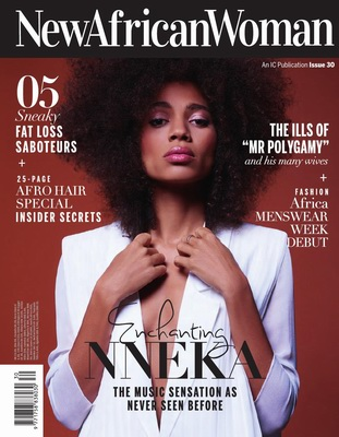 New African Woman - Issue 30, 2015 free download