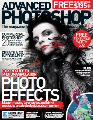Advanced Photoshop - Issue 133 download dree