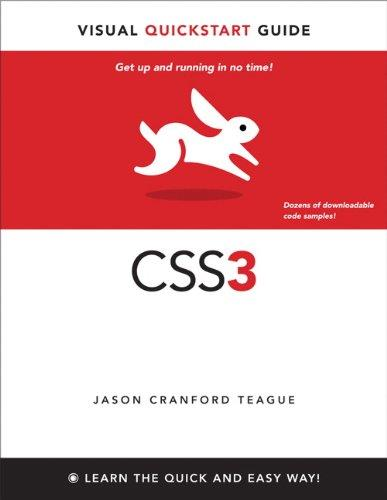 CSS3: Visual QuickStart Guide (5th Edition) free download
