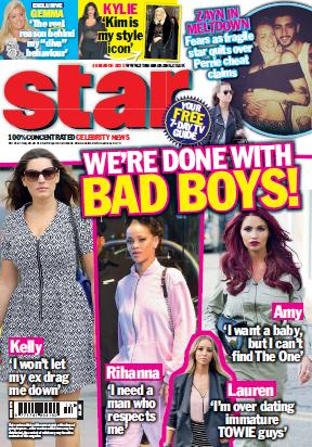 Star Magazine UK - 30 March 2015 free download