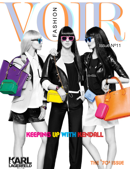 Voir Fashion #11 - Spring 2015 free download