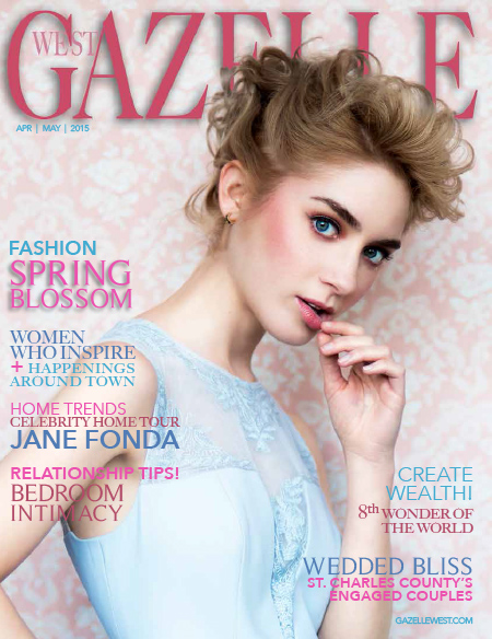 GAZELLE WEST - April/May 2015 free download