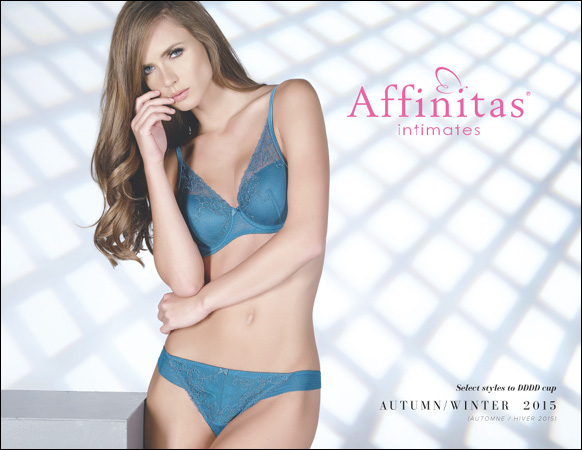 Affinitas Intimates - Lingerie Autumn Winter Collection Catalog 2015 free download