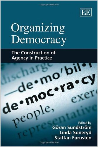 Organizing Democracy: The Construction of Agency in Practice free download