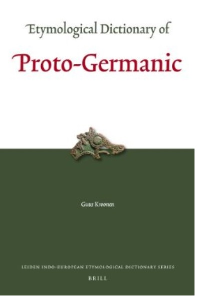Etymological Dictionary of Proto-Germanic free download