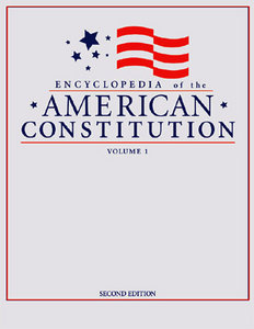 Encyclopedia of the American Constitution, 2 edition (6 Volume Set) free download
