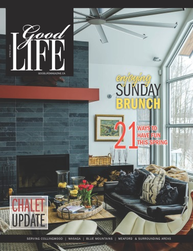 GoodLife Georgian Bay - Spring 2015 free download