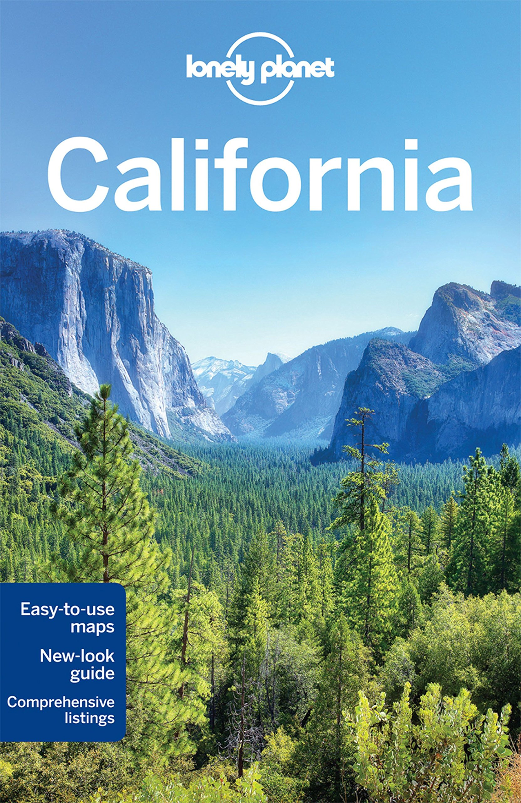 Lonely Planet California (Travel Guide) free download