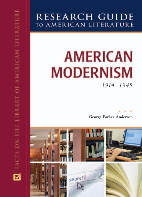 American Modernism, 1914-1945 free download